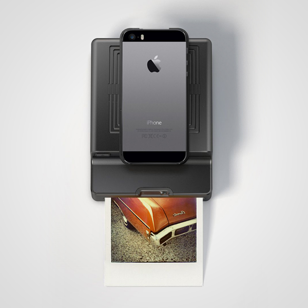 Impossible Instant Lab – bring your photos offline and into the real world