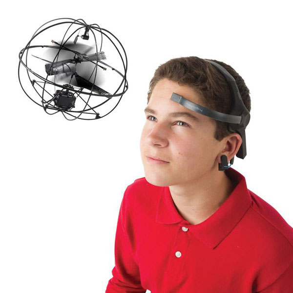 Mind-Controlled UFO – Feel like a Jedi and make it fly with your mind