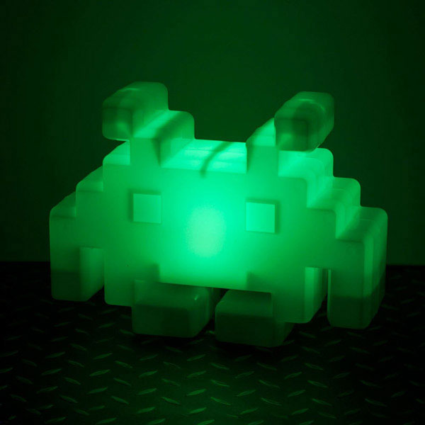 Space Invaders Light – The aliens have landed and they fear the dark