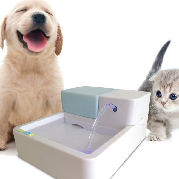 NatureSPA UV Pet Fountain – because your pet deserves healthier water than you get