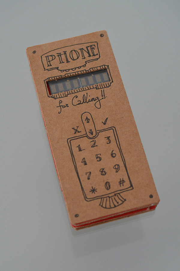DIY Cellphone – A truly customized cellphone because you build it yourself