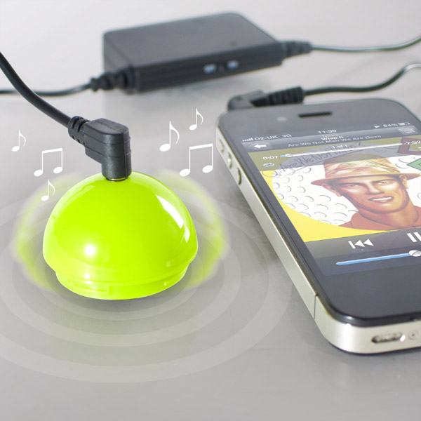 Mighty BoomBall Speaker – Big boom in a little ball
