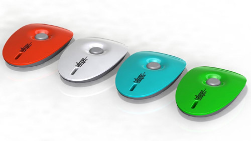TellSpec Food Scanner Colors