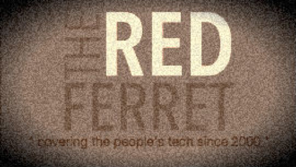 The Red Ferret Throwback Machine (bringing you the best from the Red Ferret archives)