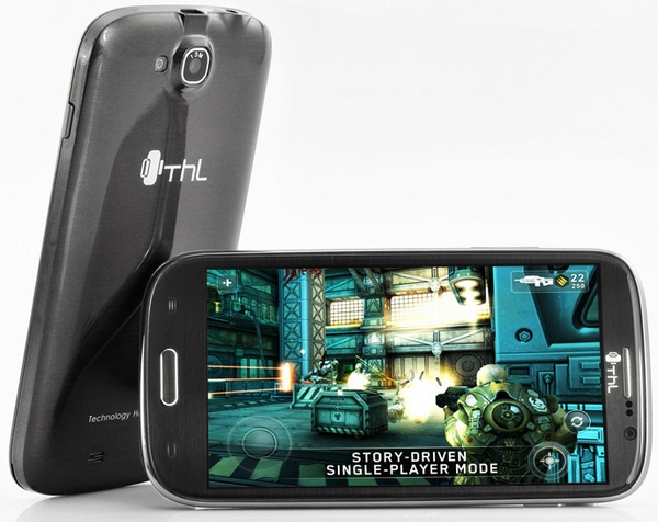 THL W8S – solid, fast quad core budget phone makes the Galaxy S4 look a little over priced [Review]