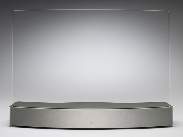Clio Invisible Speaker – Because speakers should be heard; not seen.