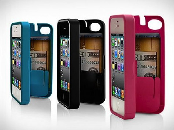 Eyn iPhone Storage Case – An iPhone case that carries more than your iPhone