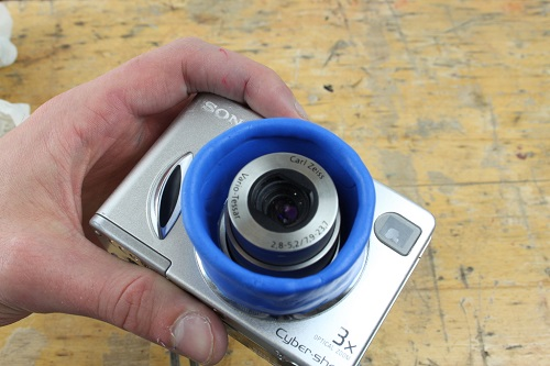 How to Childproof An Old Digital Camera For Your Kids 3