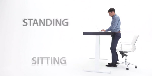 Stir Kinetic Desk – It moves to make you move