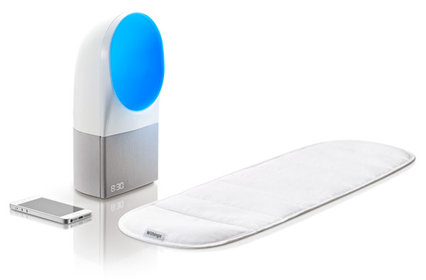 Withings Aura – tracks and improves the way you sleep