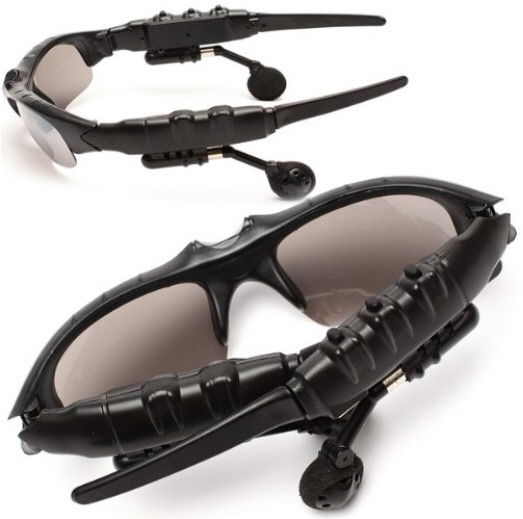 Bluetooth Sunglasses for $13? Eat your heart out Google Glass…