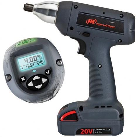 Ingersoll Rand QXX2PT08PQ4 Electric Screwdriver – because real Pros know that some computer connected tools is awesome
