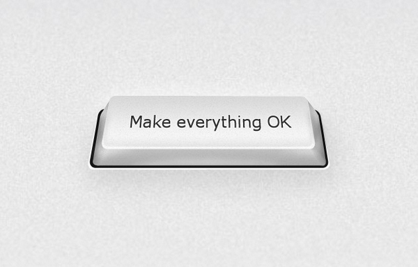 Make Everything OK – at last, some relief