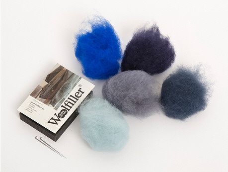 Woolfiller – repair your precious woolen garments quickly and easily
