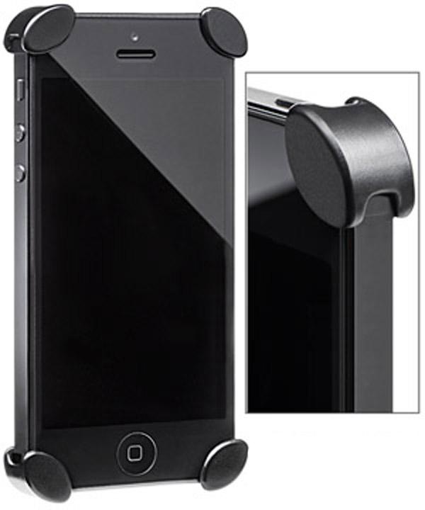 Bezl iPhone 5/5S Protector – Minimum coverage provides maximum protection