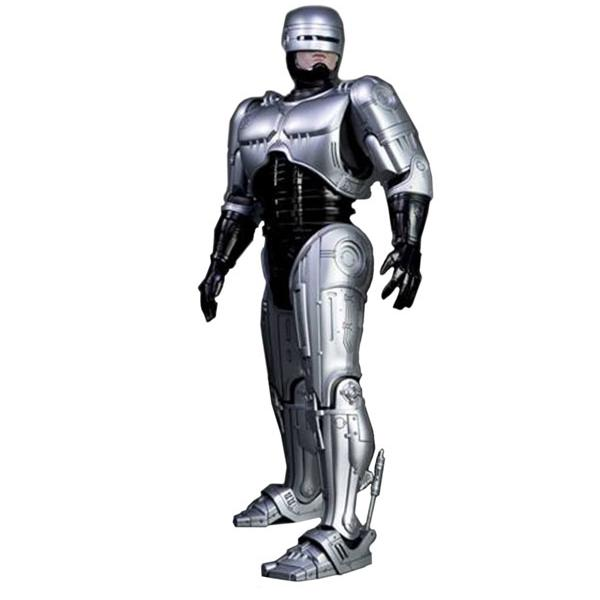 Robocop 3 Deluxe Remote-Controlled Talking Action Figure – Great toy from a not-so-great movie