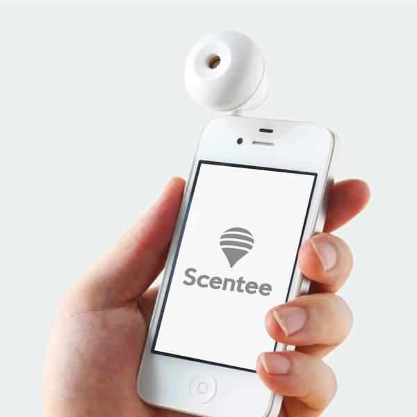Scentee – Give your smartphone a smell