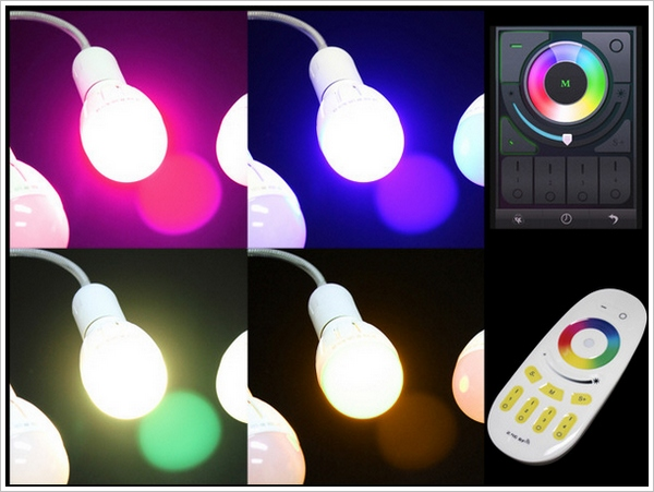 Android & iOS Controlled Light Bulbs – make like a light ninja from the safety of your couch