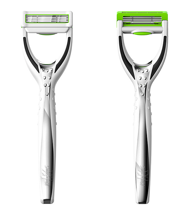 Hyperglide System Razor – would you like some high tech slime with that shave, sir?