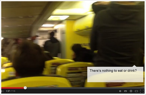 More Ryanair Woes – well it had to happen, someone finally called the cops on the world's most disliked budget airline