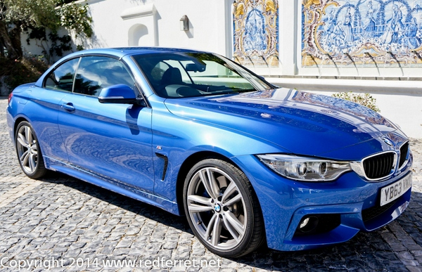 2014 BMW 435i M Sport Convertible – our road test: 6 countries, 3000 kms, 3.5 days [Review]