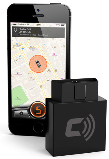 CarLock – protect your car from theft in seconds