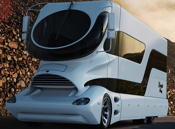 Marchi EleMMent Palazzo – it's an RV Jim, but not as we know it