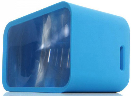 Mini Cinema for iPhone 5 – turn your phone into an instant portable movie theater