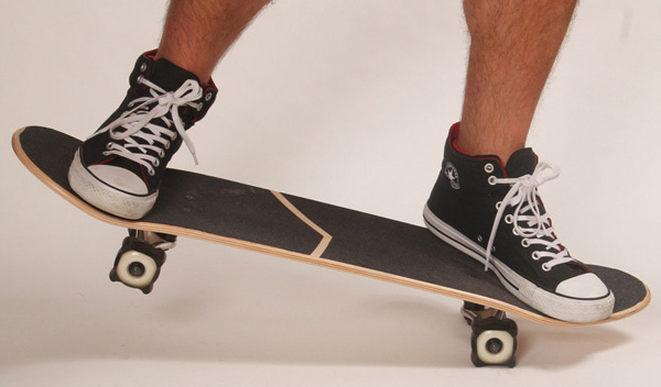 Skater Trainers – learn tricks faster