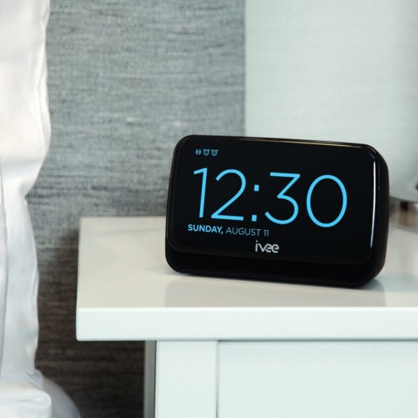 Ivee Voice Activated Assistant – your alarm clock just got much much smarter