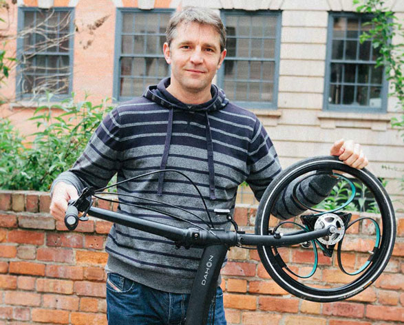 Loopwheels – reinventing the wheel to make cycling more comfortable