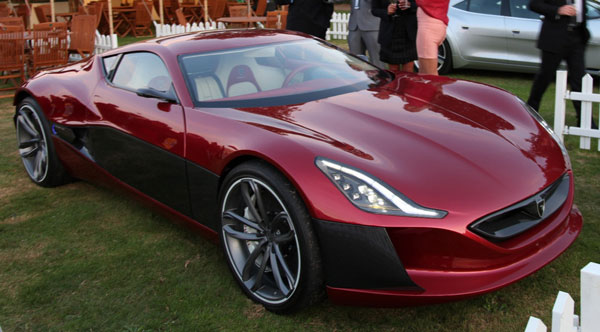 Rimac Electric Concept One – this 0-60 in 2.8 seconds, 373 mile range, 1 hour rapid charge supercar is no April Fool…or is it?