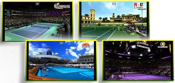 Sega Virtua Tennis Challenge Free – free training version of classic tennis game is serious fun [Freeware]
