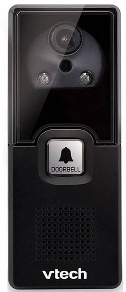 vtechdectvideodoorbell3 VTech DECT Video Doorbell   now your cordless phone is also a security monitor for the front door