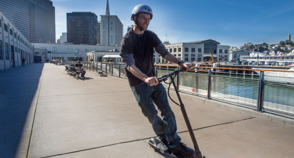M3 E-Scooter by Ecoreco – takes you 500 miles for just $1