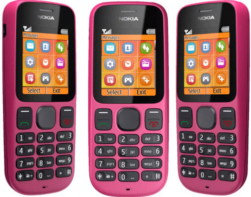 Nokia 100 for £4.99 new – remember when Nokia phones were worth money?