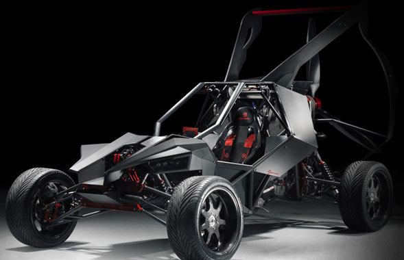 Parajet SkyRunner – 0-60 in 4.3 secs, 115 mph top speed, 56 mpg and 10,000 foot flight ceiling