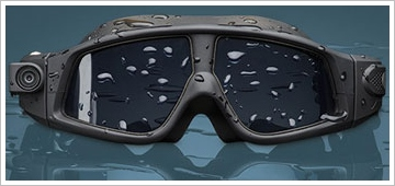 videoswimgoggles HD Swim Goggles   get a whole new perspective on life in the water
