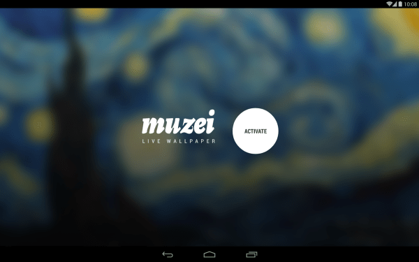Muzei Muzei: Turn Your Phone Into An Art Gallery Full of Old Masters [Freeware]