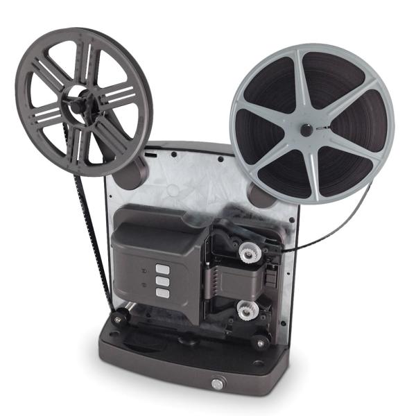 Super 8 to Digital Video Converter –  the coolest digital converter on the block