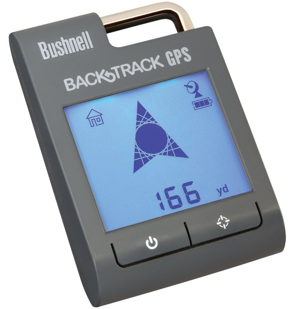 BackTrack Personal GPS Tracker – the keychain gadget which will always get you back home