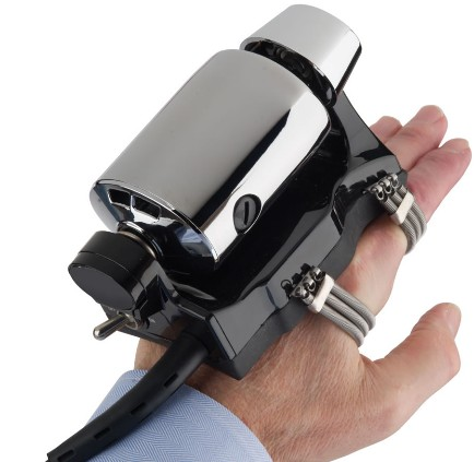Barber Massager – turn your hand into a scalp massaging Ninja