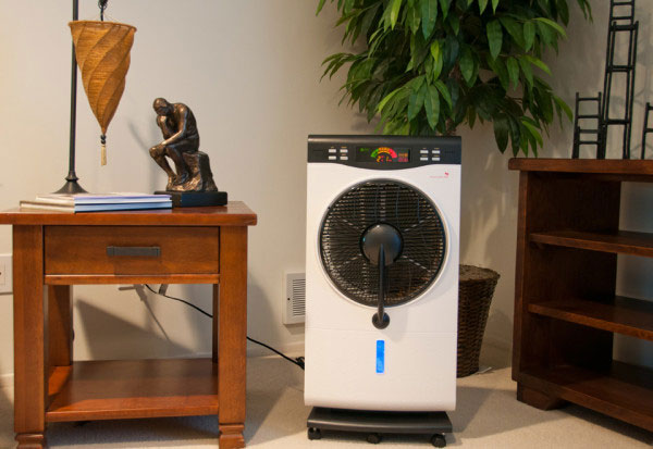 Cooling Mist Fan – keep a cooler head this summer