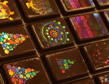 Morphotonix Holographic Chocolate: Yummy Tech Hits Its Stride