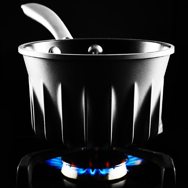 Flare Pan Cooking Flare Pans   designed by rocket scientists to cook food better, faster and much more eco friendly