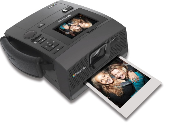 Polaroid Z340 Instant Digital Camera – instantly share real photographs like it's 1989