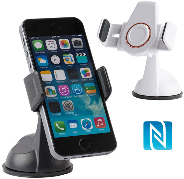 OSO Push NFC – awesome car mount uses NFC to custom set your phone automatically [Review]