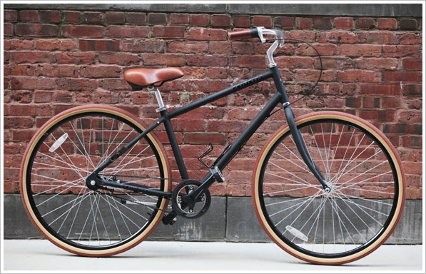 Priority Bicycle – maintenance free bicycle with stunning looks and a great price