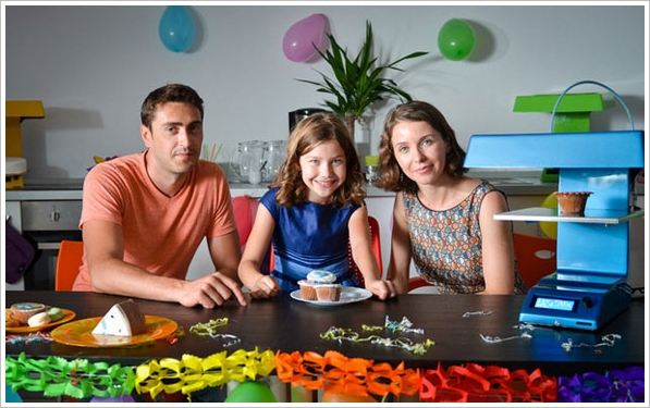 Candy and the very real problems of 3D printer crowdfunding