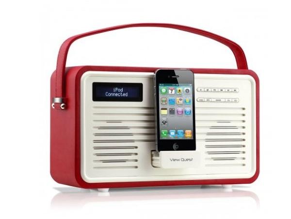 View Quest Retro Radio – retro style, modern tunes